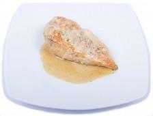 Youghurt-marinaded grilled chicken breast