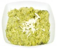 Parmezános brokkoli főzelék