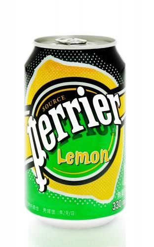 Perrier Citrom 0.33l