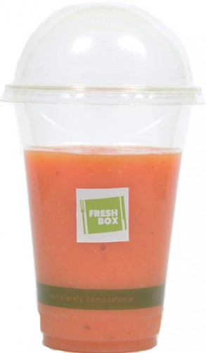 Répa-citrom-alma smoothie friss mentával (3dl)