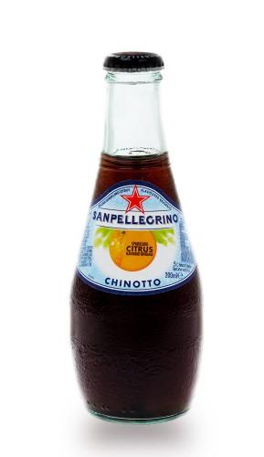San Pellegrino keserű chinotto 2dl